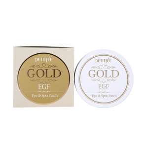 Petitfee Gold & EGF Eye&Spot Patch 90ea (Eye-60 Spot-30 for 30days)