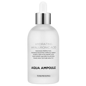TOSOWOONG Hydrating Hyaluronic Acid Aqua Ampoule 100ml