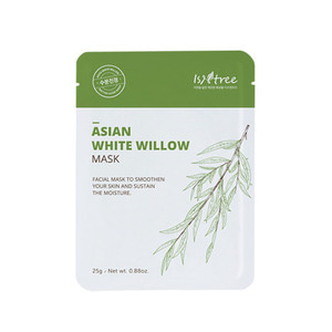 Isntree Asian White Willow Mask 25g * 1ea
