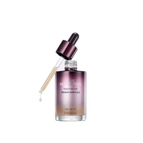 MISSHA Time Revolution Night Repair Probio Ampoule (2019 Renewal) 50ml