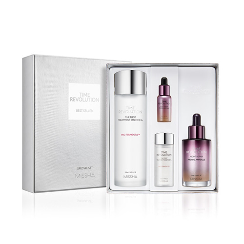 MISSHA Time Revolution Best Seller Special Set (2019 Renewal)