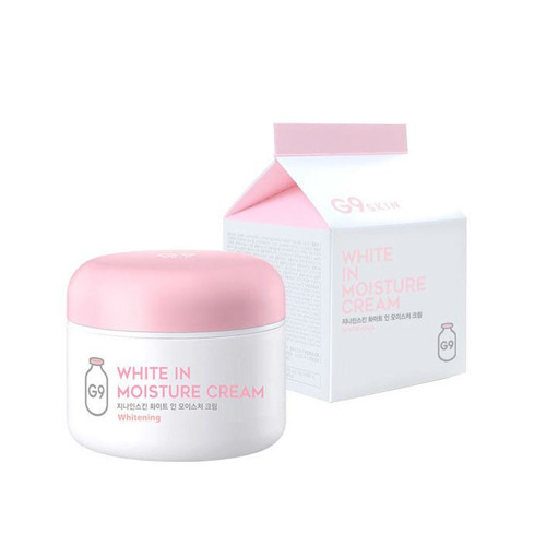 G9SKIN White In Moisture Cream 100g