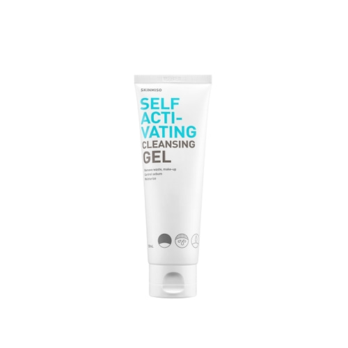 SKINMISO Self Activating Cleansing Gel 120ml