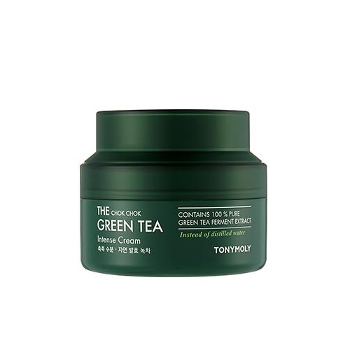 TONYMOLY THE Chok Chok Green Tea Intense Cream 100ml