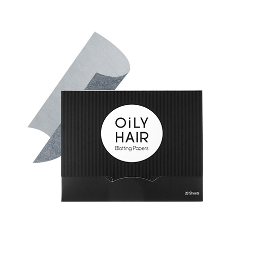 A'PIEU Oily Hair Blotting Papers 20 Sheets