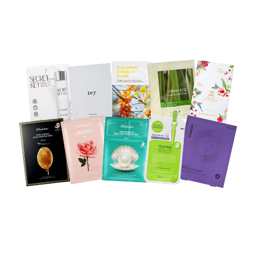 Mask Sheet Trial Kit (Radiant)