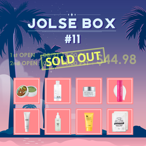 JOLSE BOX #11 SOLD OUT