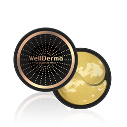 WellDerma GE Gold Eye Mask 60ea