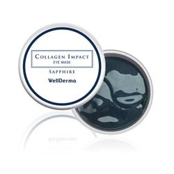 WellDerma Collagen Impact Sapphire Eye Mask 60ea
